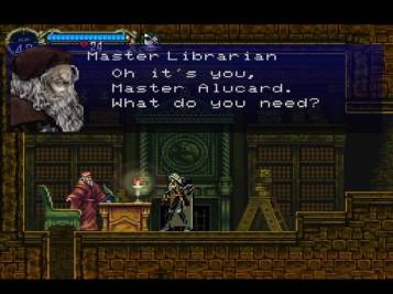 master librarian